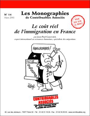 Le coût de l'immigration