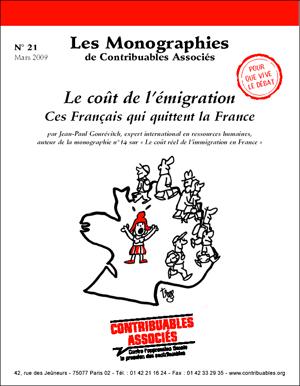 Le coût de l'émigration